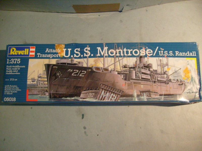 [Revell] Uss Montrose / Uss Randall au 375 eme S7305799