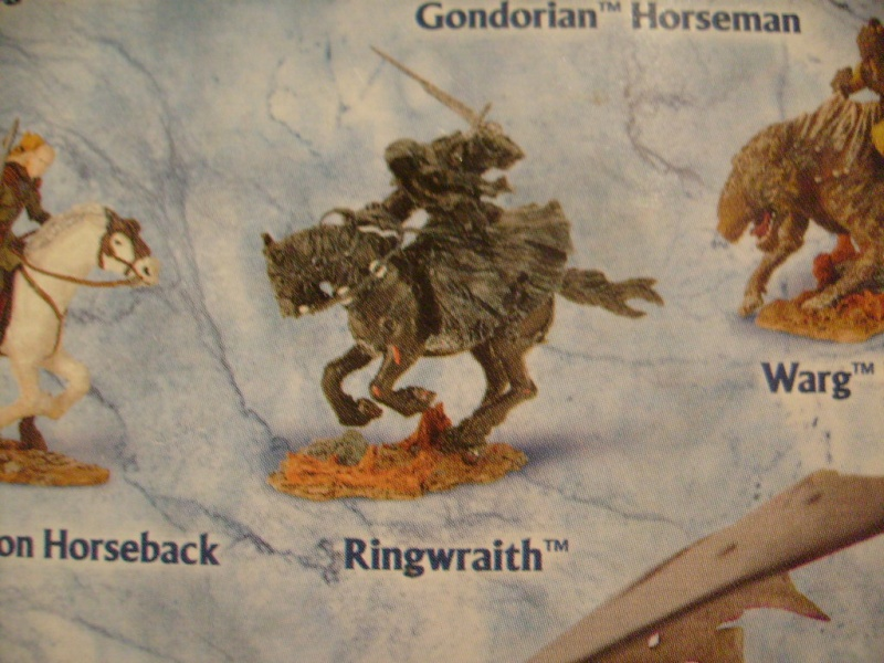[Recherche] Miniature , LOTR , Dragonball !!! S7305919