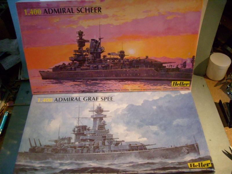 [Heller] cuirassés de poche Admiral Graf spee & Sheer au 400éme S7307078