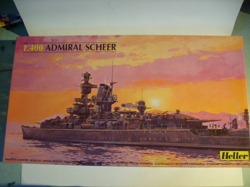 Graf spee & Admiral Sheer au 400 éme S7307113