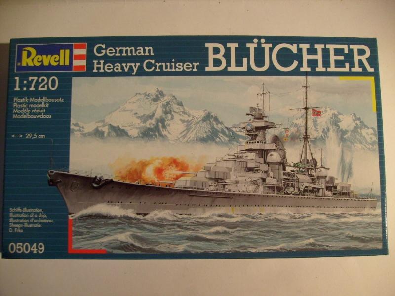[Revell] German heavy cruiser Blucher au 720 éme S7307216