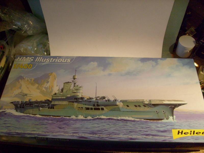 [Heller] HMS Illustrious au 400eme S7307397