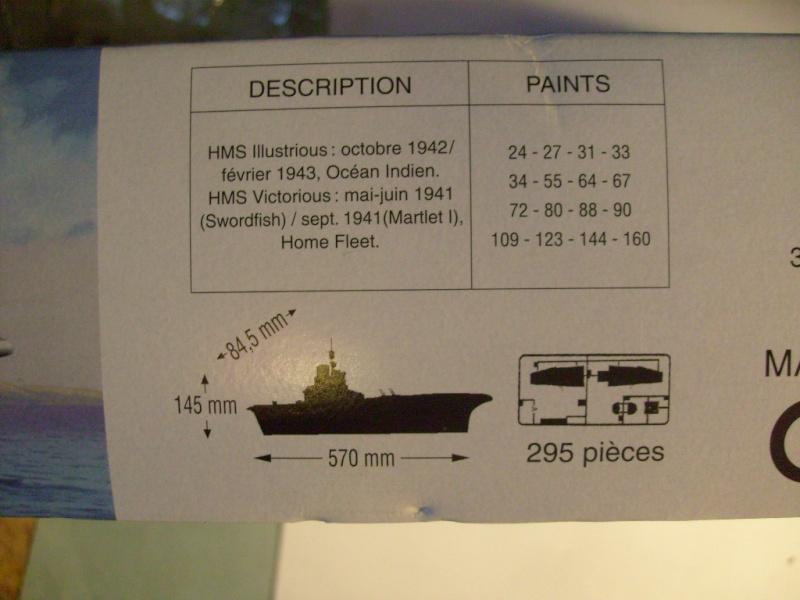 [Heller] HMS Illustrious au 400eme S7307398