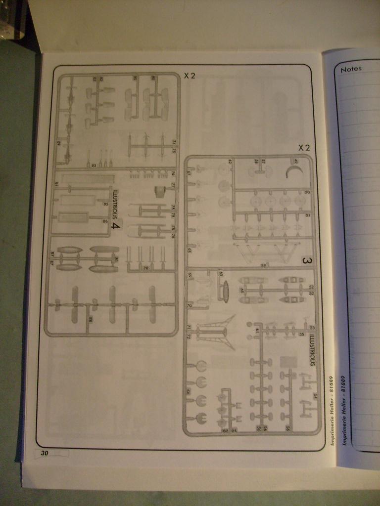 [Heller] HMS Illustrious au 400eme S7307417