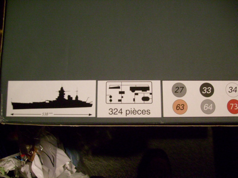 [Heller] Le Dunkerque au 400 eme S7308352