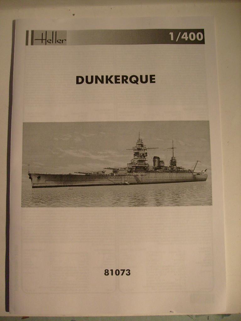 [Heller] Le Dunkerque au 400 eme S7308354