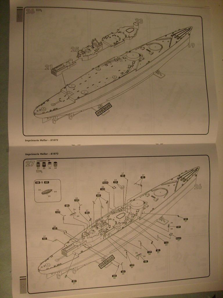 [Heller] Le Dunkerque au 400 eme S7308360
