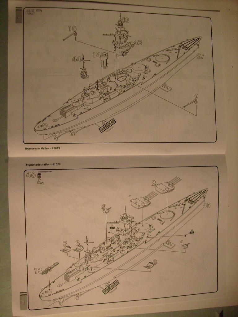 [Heller] Le Dunkerque au 400 eme S7308362