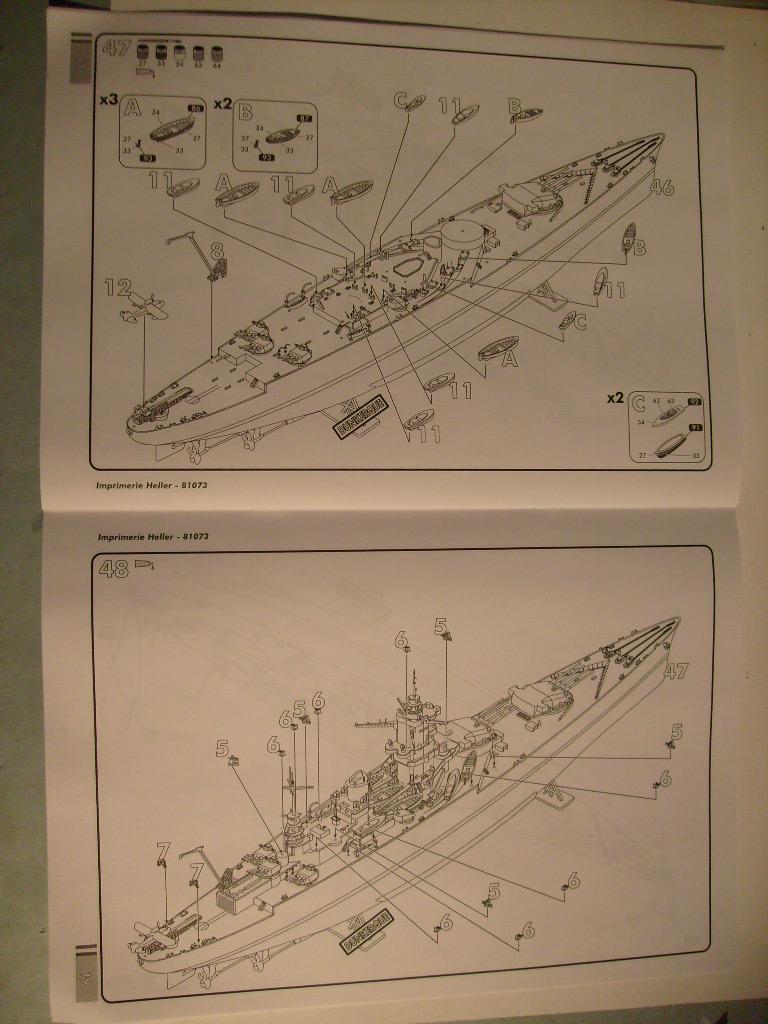 [Heller] Le Dunkerque au 400 eme S7308363