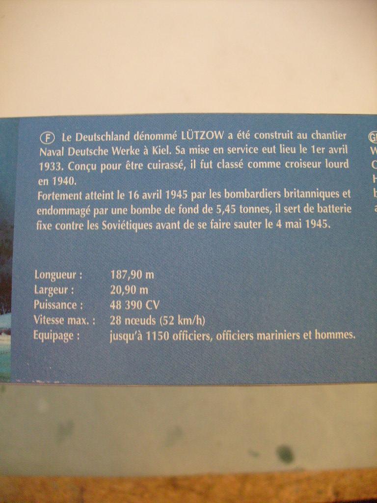Lutsow au 400 eme S7308542