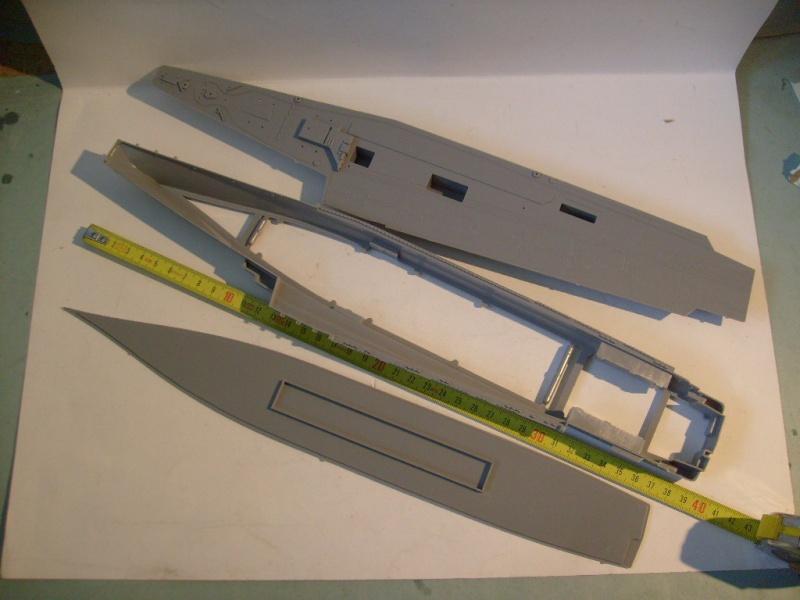 [AOSHIMA] Porte-avions MINSK & KIEV 1/700ème Réf 00503 & 00504 S7308587