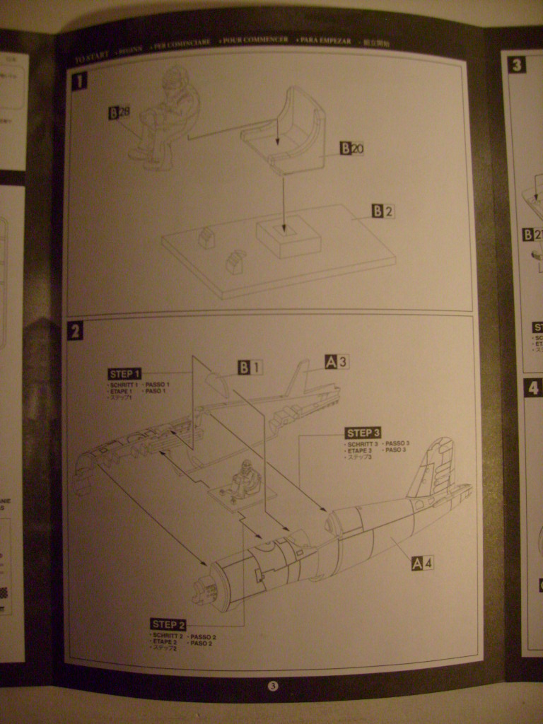 Multi-présentations UNIMAX-FORCE OF VALOR FOCKE WULF Fw190 D9 & CHANCE VOUGHT F4U-1 CORSAIR & NORTH AMERICAN P 51 MUSTANG 1/72ème S7308852