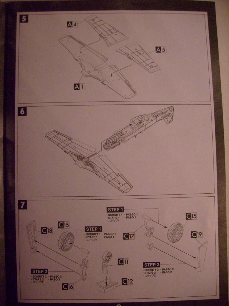 Multi-présentations UNIMAX-FORCE OF VALOR FOCKE WULF Fw190 D9 & CHANCE VOUGHT F4U-1 CORSAIR & NORTH AMERICAN P 51 MUSTANG 1/72ème S7308880