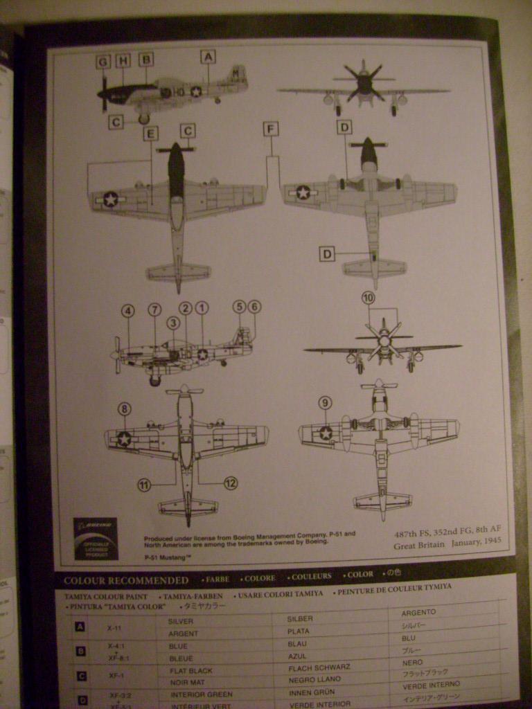 Multi-présentations UNIMAX-FORCE OF VALOR FOCKE WULF Fw190 D9 & CHANCE VOUGHT F4U-1 CORSAIR & NORTH AMERICAN P 51 MUSTANG 1/72ème S7308883