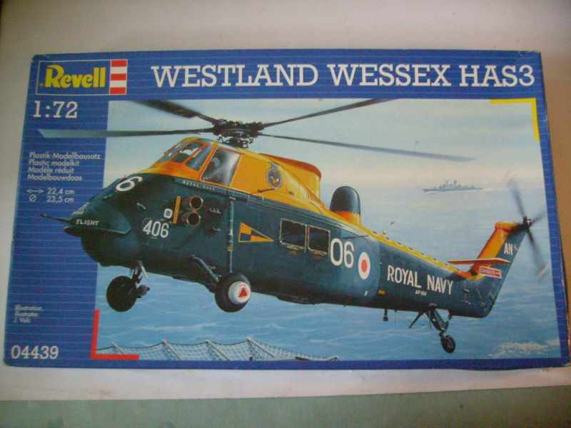 [Revell] Westland Wessex HAS3 S7308985