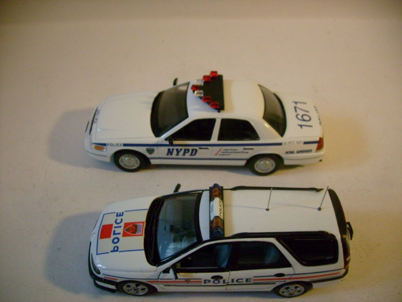 """Véhicules de police du monde"", test Altaya février 2012 S7309023"