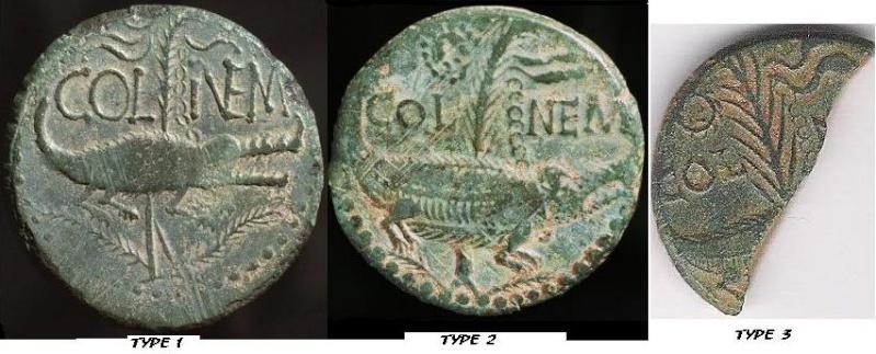 AS et Dupondius de Nîmes As_t1_11