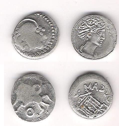 AS et Dupondius de Nîmes Frap_m10