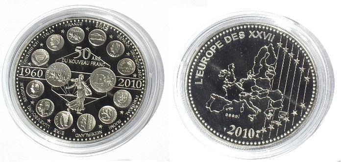 "Médaille ""L'Europe des XXVII"" ' Essai Imgp9212"