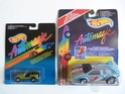 Voitures qui changent de couleur - Hotwheels Automagic Hotwau17