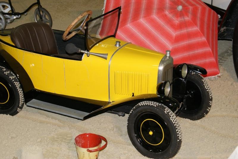 1924 - Voiturette 5 HP à pédales Citroe11