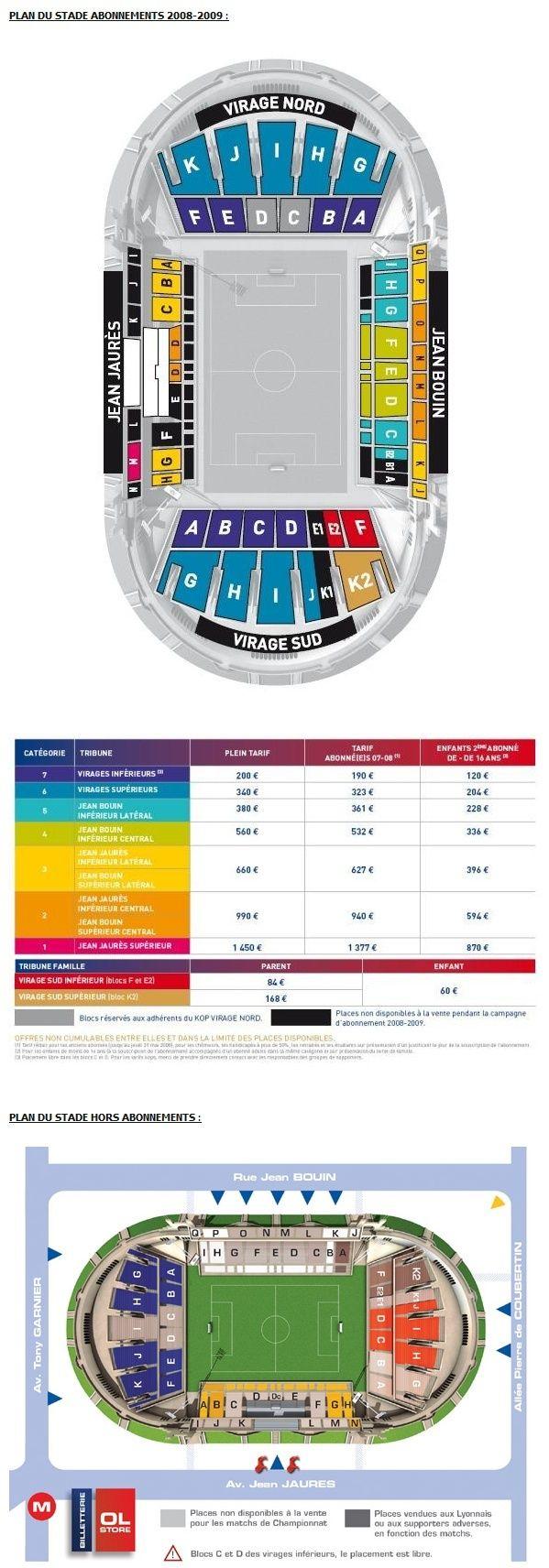 Stade de Gerland Stade10