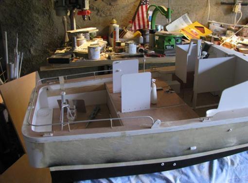 "Patrol - PBR 31 MARK II "" pibber"" ( patrol boat river) Diapos58"