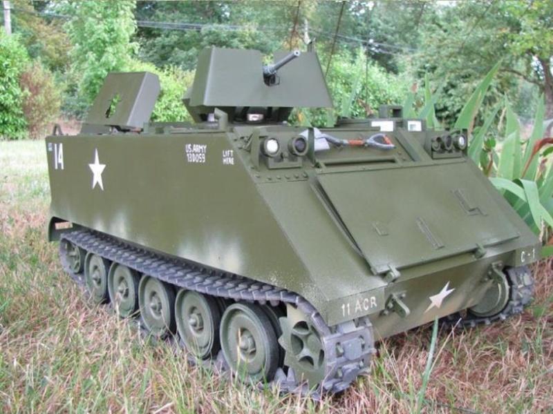 ACAV - M113 ACAV Diapos60