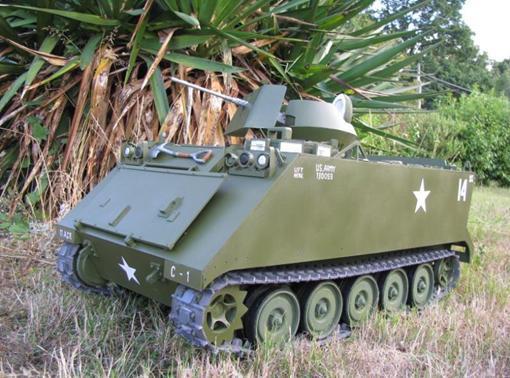 M113 ACAV Diapos61