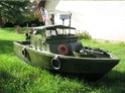 "Patrol - PBR 31 MARK II "" pibber"" ( patrol boat river) Diapos49"