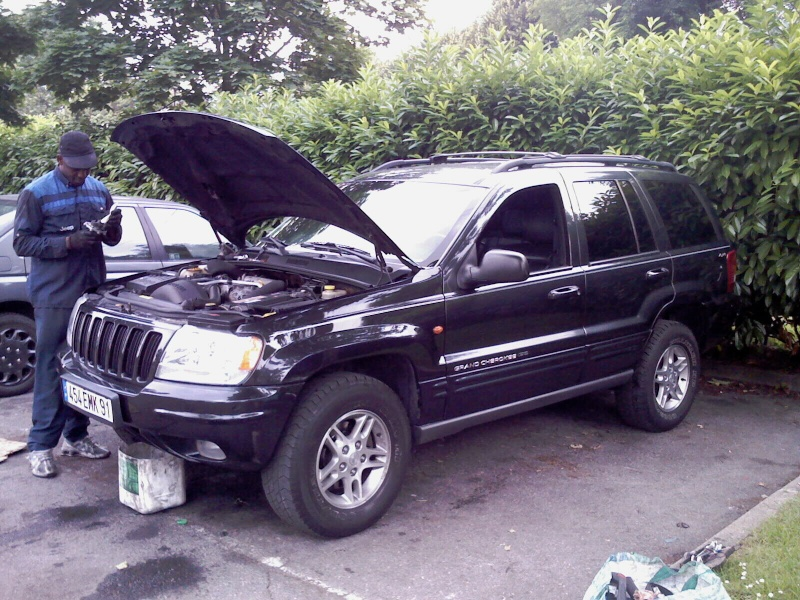 JEEP 4x4 GRAND CHEROKEE LIMITED toutes options .:VENDUE:. Imag0012
