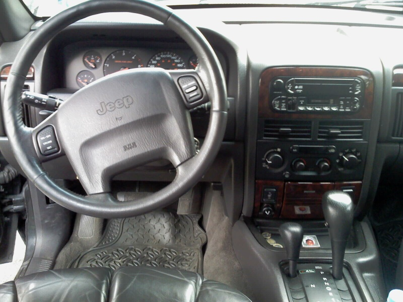 JEEP 4x4 GRAND CHEROKEE LIMITED toutes options .:VENDUE:. Imag0014