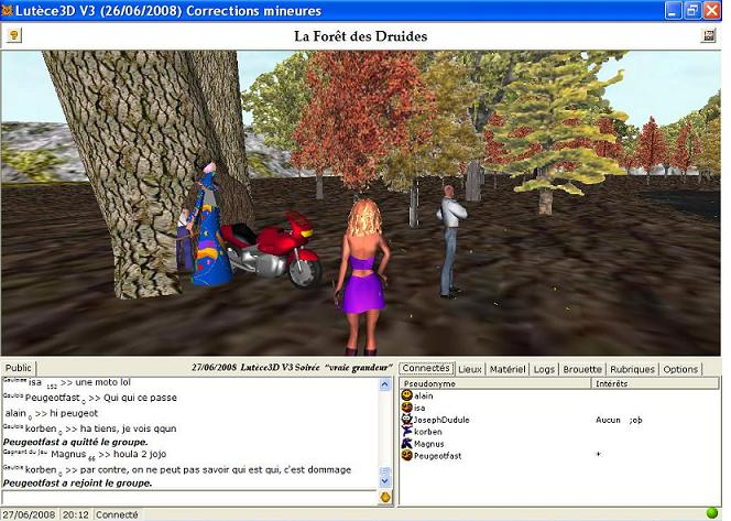 Lutèce - Page 3 Meetin11