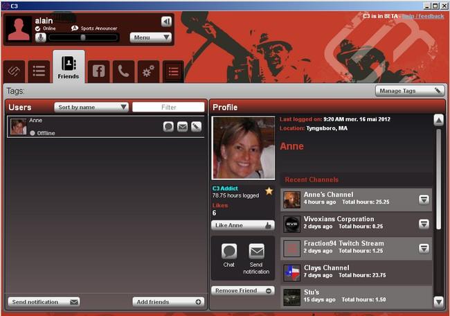 vivox  voice Vivox210