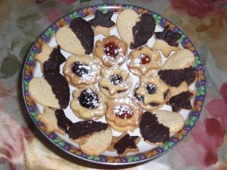[Sucré] Petits biscuits de Noël Cimg3810