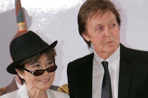 Paul McCartney : «Yoko Ono n'a pas détruit les Beatles» Facfca10