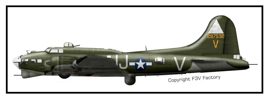 Boeing B-17G (ça faisait longtemps) B-17g410