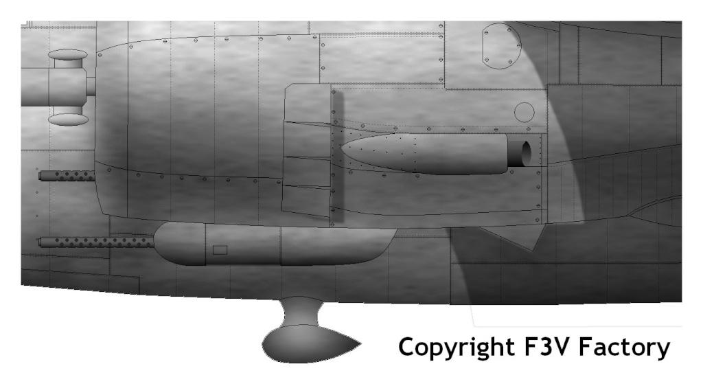Glenn Martin B-26C Marauder B-26_d10