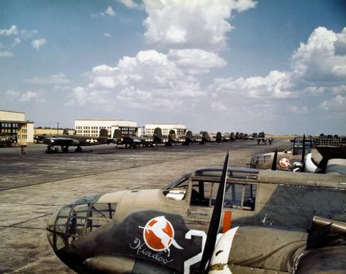 Photo d'archives couleur B25s-510