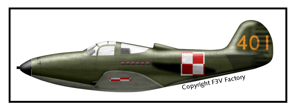 Bell P-39 Airacobra Bell_p13