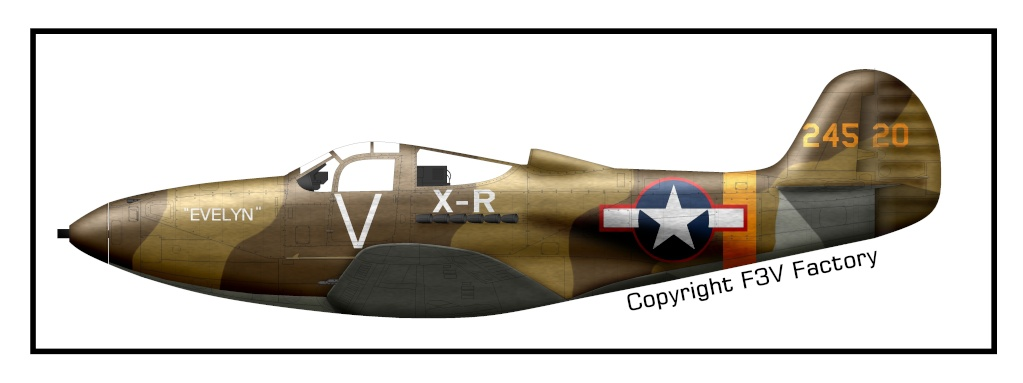 Bell P-39 Airacobra Bell_p14