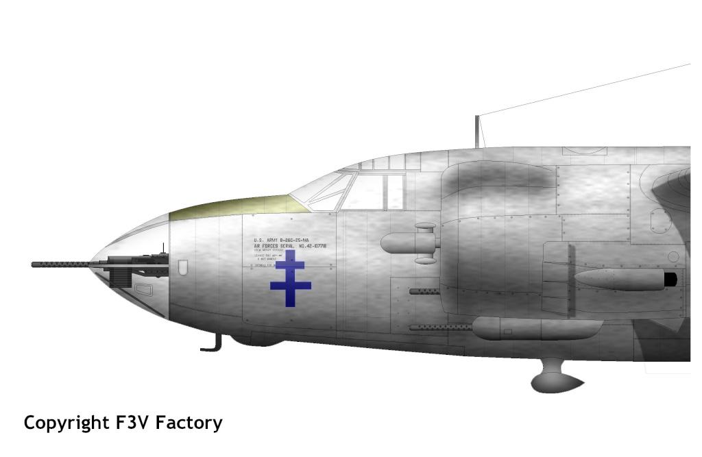 Glenn Martin B-26C Marauder Detail10