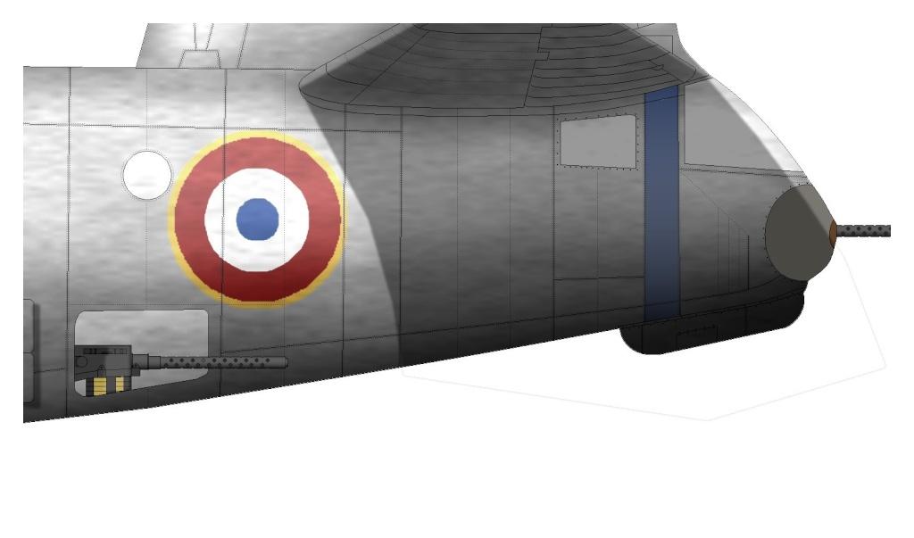 Glenn Martin B-26C Marauder Detail11