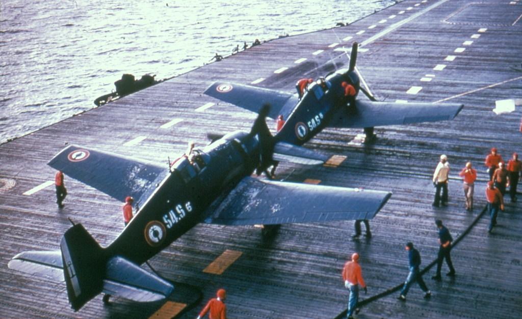 Photo d'archives couleur F6f-5s10