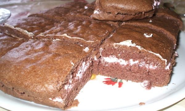 Génoise chocolat et chantilly Copie_59