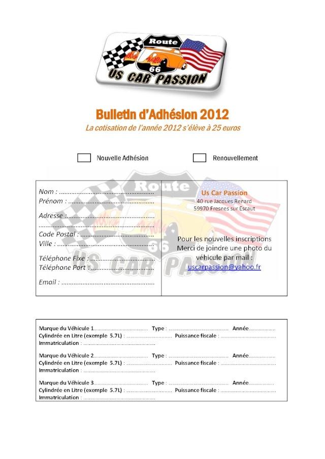 Bulletin d'adhesion 2012 Bullet10