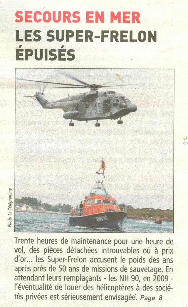 [Aéronavale divers] SUPER FRELON - Page 4 Numeri75
