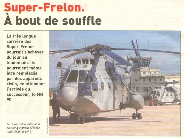 [Aéronavale divers] SUPER FRELON - Page 4 Numeri76