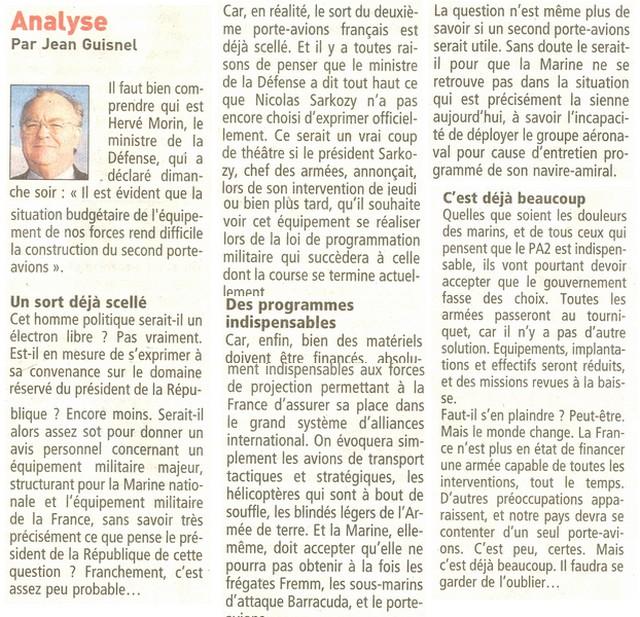 UN PORTE-AVIONS N°2 - Page 17 Pa410