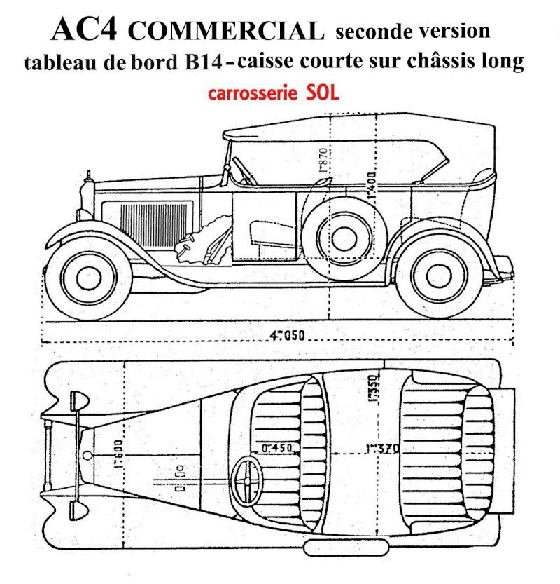 Torpédos C4 et C6 - classification Chassi16